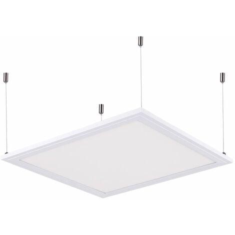 Panel LED Ecoline 30x30Cm 12W 1000Lm 30.000H