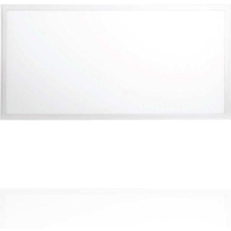 Panel Led empotrable de 120x60 marca Roblan de 58W . Luz neutra LPR120X6058BF