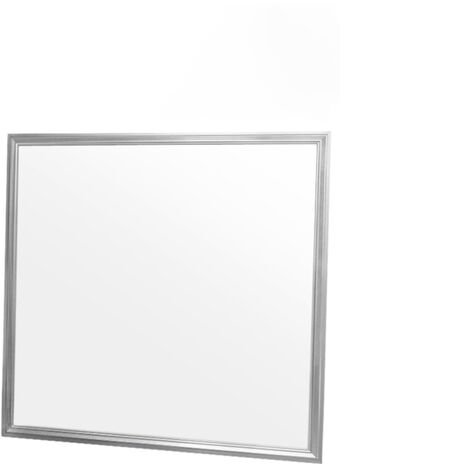 Panel LED luz de techo grande suspendido mudular iluminación 60x60 blanco neutro