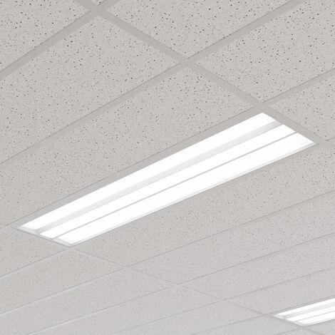 Panel LED Malo para techo reticulado, 30cm x 120cm