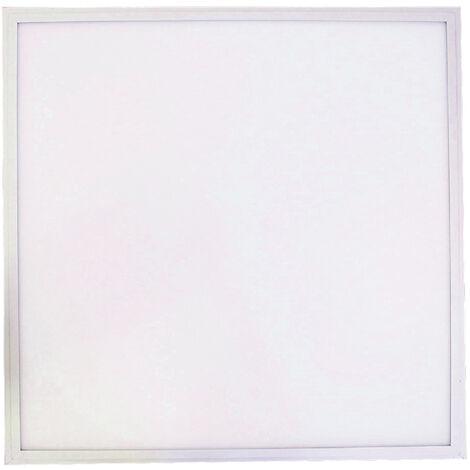Panel Led marco gris metálico UGR