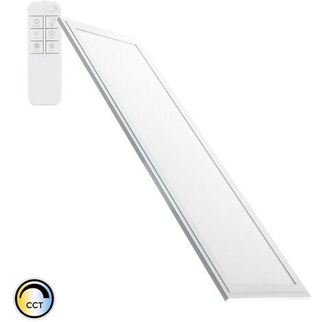 Panel LED Regulable CCT Seleccionable 120x30cm 40W 3600lm Seleccionable (Cálido-Neutro-Frío)