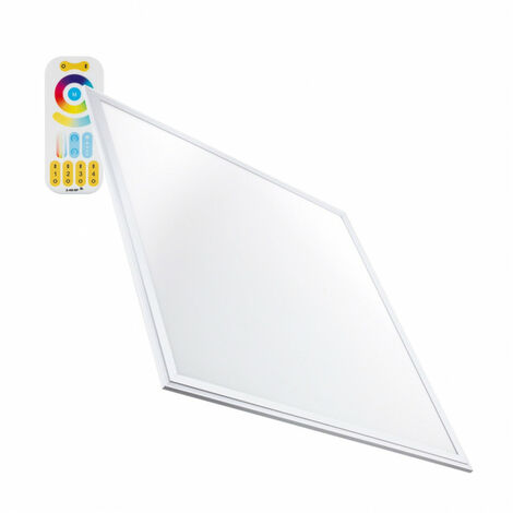 Panel LED Regulable RGBWW 60x60cm 36W 3600lm RGBWW