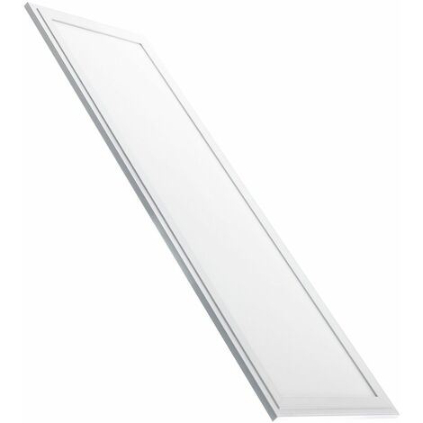 Panel LED Slim 120x30cm 40W 5200lm High Lumen Blanco Neutro 4000K - 4500K