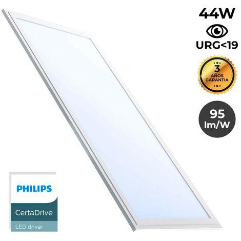 Panel LED slim 120x30cm 42W 3280lm UGR19