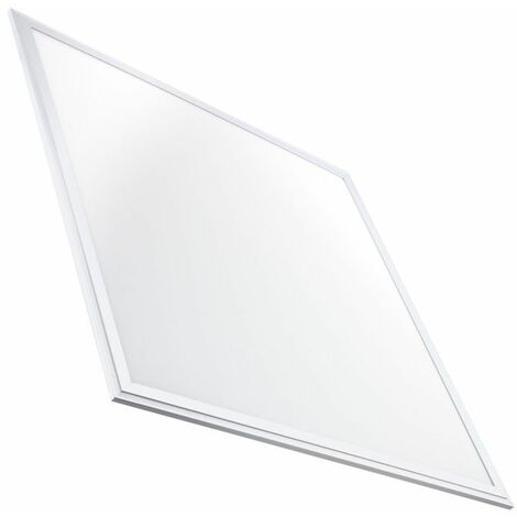 Panel LED Slim 60x60cm 40W 5200lm Especial Salas Blancas (No Magnético) Blanco Neutro 4000K