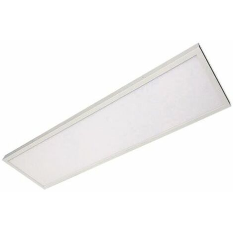 Panel LED techo 120X30 superficie 34W 840 Pannello UGR 19 Disano