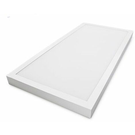 Panel LED techo 120X60 superficie 69W 840 Pannello UGR 19 Disano