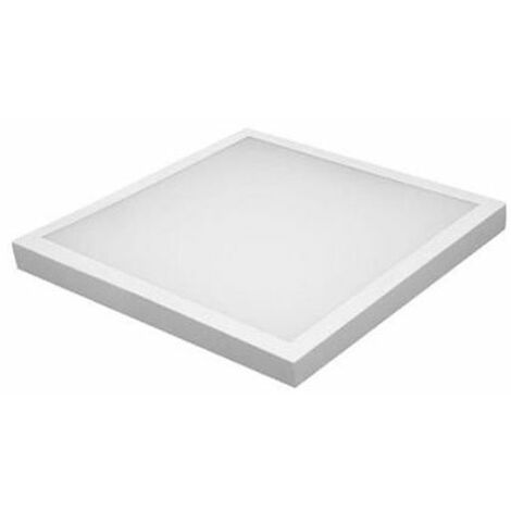 Panel LED techo 60X60 superficie 34W 840 UGR 19 Pannello Disano