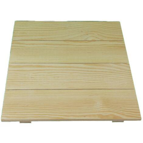 Panel macizo. Medidas: 40*40 cms.