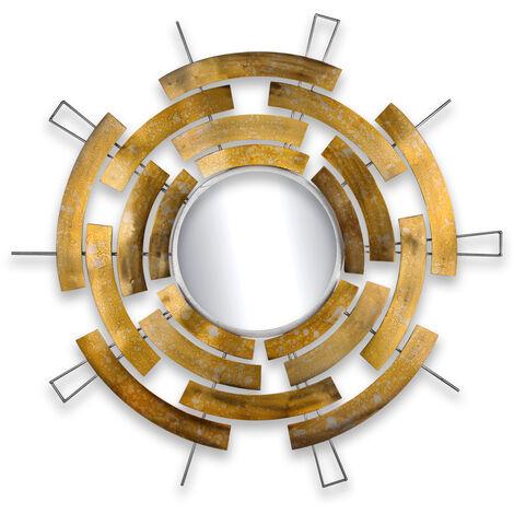 Panel metálico Flujo magnético cm 97x97x4 Artedalmondo BM6023A