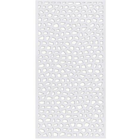 "main image of ""Panel mosaico blanco 1x2mt."""