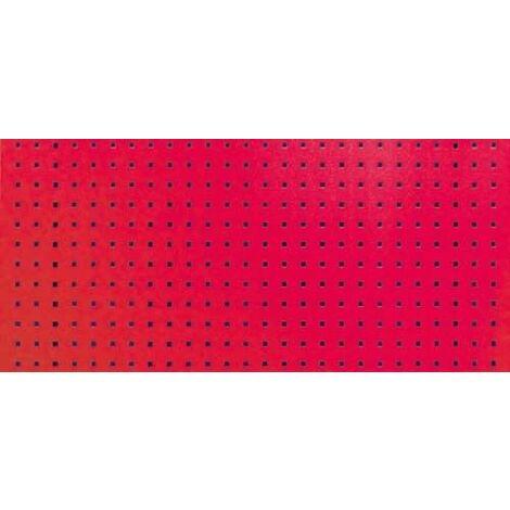 Panel para ganchos 1.200 x 460 mm METALWORKS