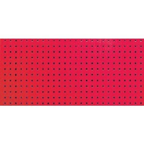 Panel para ganchos 2.000 x 460 mm METALWORKS