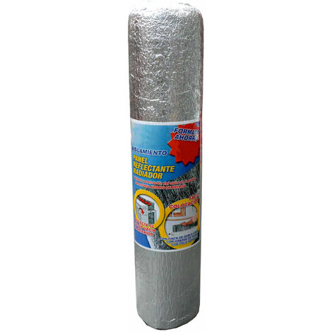 PANEL REFLECTANTE PARA RADIADOR 75x500 CM