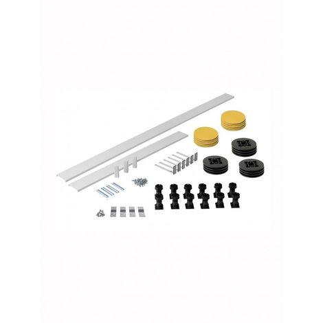 Panel Riser Kit 2000mm for Square/Rectangle & Pentangle Shower Trays