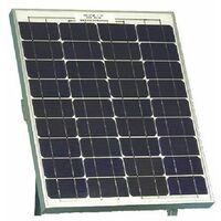 PANEL SOLAR con soporte para pastor eléctrico