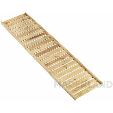 Panel Tejado para Pérgola - 260x75cm -