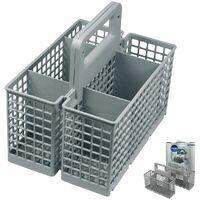 Panier à couverts (481231038897) Lave-vaisselle 51200 WHIRLPOOL, BAUKNECHT, LADEN, IGNIS, IKEA WHIRLPOOL, KITCHENAID, SMEG