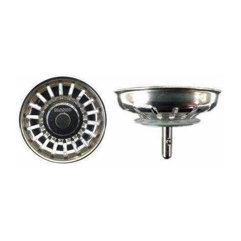 Panier amovible Inox diamètre 80mm