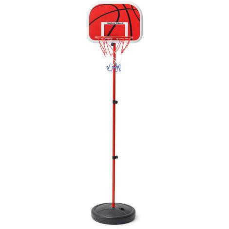 Panier de basket-ball jouets pour enfants réglables en hauteur