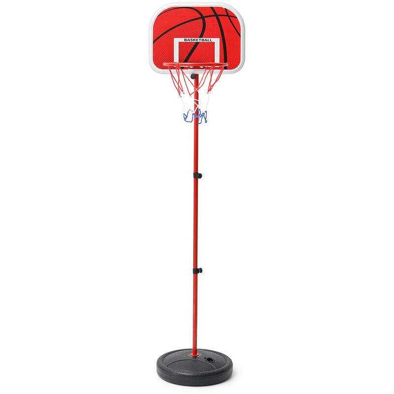 Lbtn - Panier de basket-ball jouets pour enfants réglables en hauteur