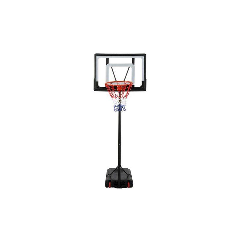 Panier de basket, jeunesse, panneau PVC transparent, 160-210cm