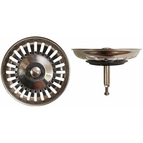 Panier de bonde classic multiray diamètre 79mm, hauteur 58mm