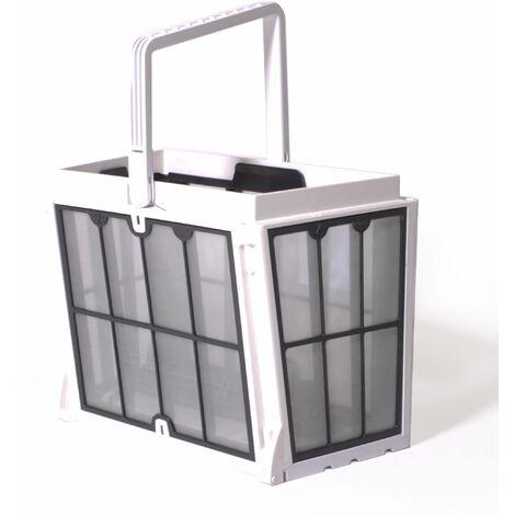 panier filtration printemps pour robot s et e - 9991457-assy - dolphin