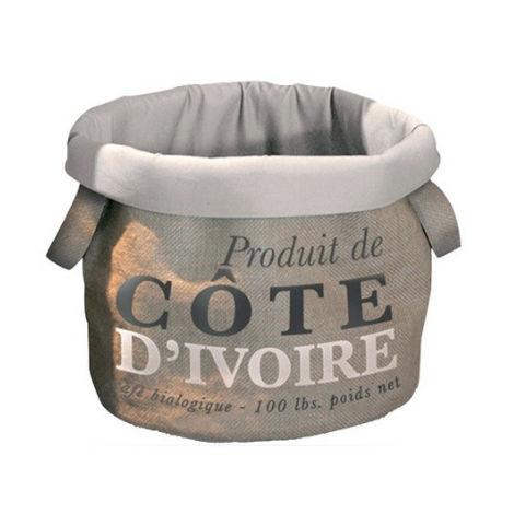Panier Sac Café chien et chat Désignation : Panier Sac Café MORIN 412350