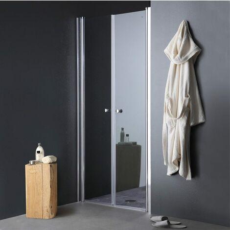 panique avec douche porte ouverture salon de 70 cm. Black Bedroom Furniture Sets. Home Design Ideas