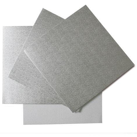 Pann. alu, 4mm - Plusieurs conditionnements disponibles
