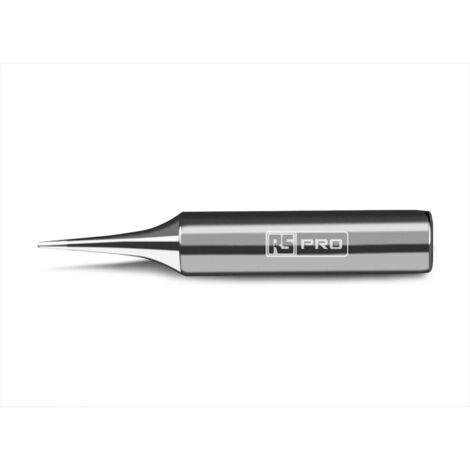 """main image of """"Panne de fer à souder RS PRO, sabot droit, série AT, 0,5 mm, pour Pointes de rechange de RS Pro, sabot droit de 0,5 mm"""""""