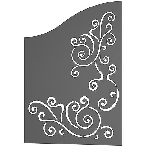 Panneau 1890X1370,5 pour portails ou porte