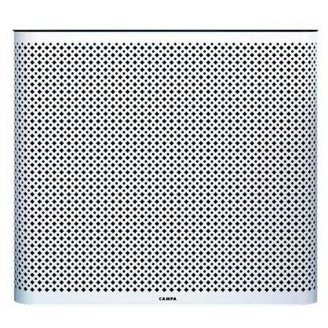 PANNEAU A RAYONNEMENT INTEGRAL CAMPA JAIPUR 3.0 (Blanc Mat - Horizontal - 1000 W - 566 x 640 x 135 mm)