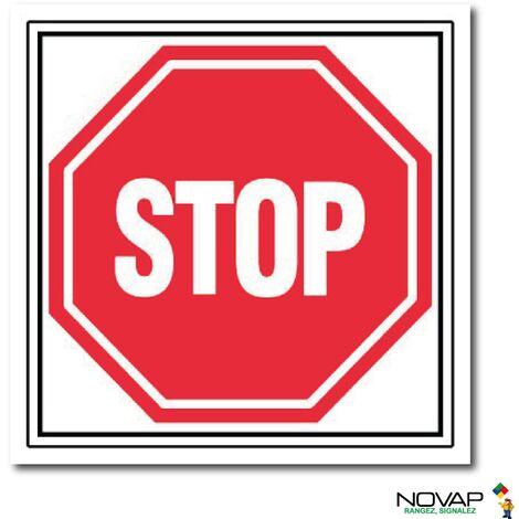 Panneau Chantier interdit au public - port du casque obligatoire - Novap