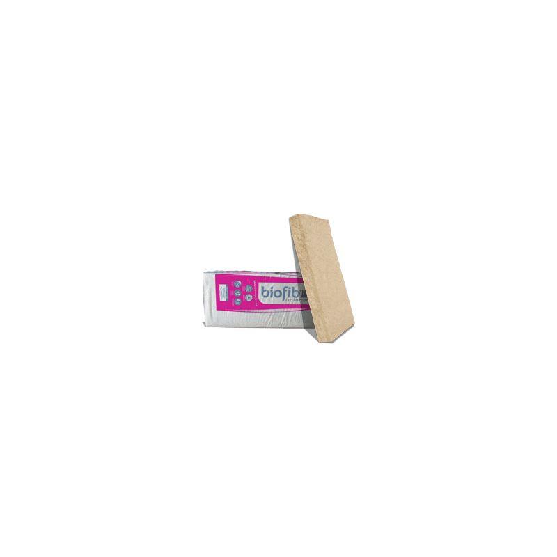 BIOFIB TRIO s de 3.75m/² paquet Ep.120mm 1,25x0,6m R=3,05 Acermi N/° 14//130//962