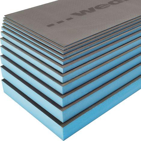 Panneau construction Wedi 1250x600x4mm