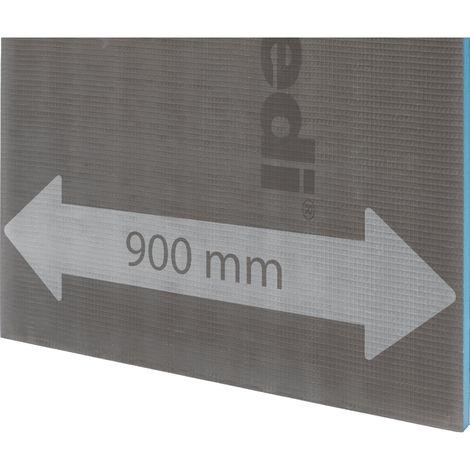 Panneau construction XL Wedi 2500x900x12,5mm
