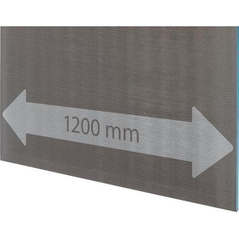 Panneau construction XXL Wedi 2500x1200x50mm