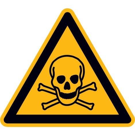Panneau Danger 200 mm g