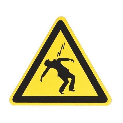 Panneau Danger électrique - Novap
