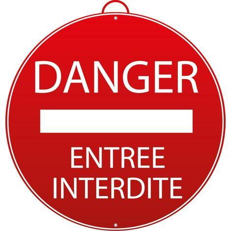 Panneau Danger - Entrée Interdite - Mob/Mondelin