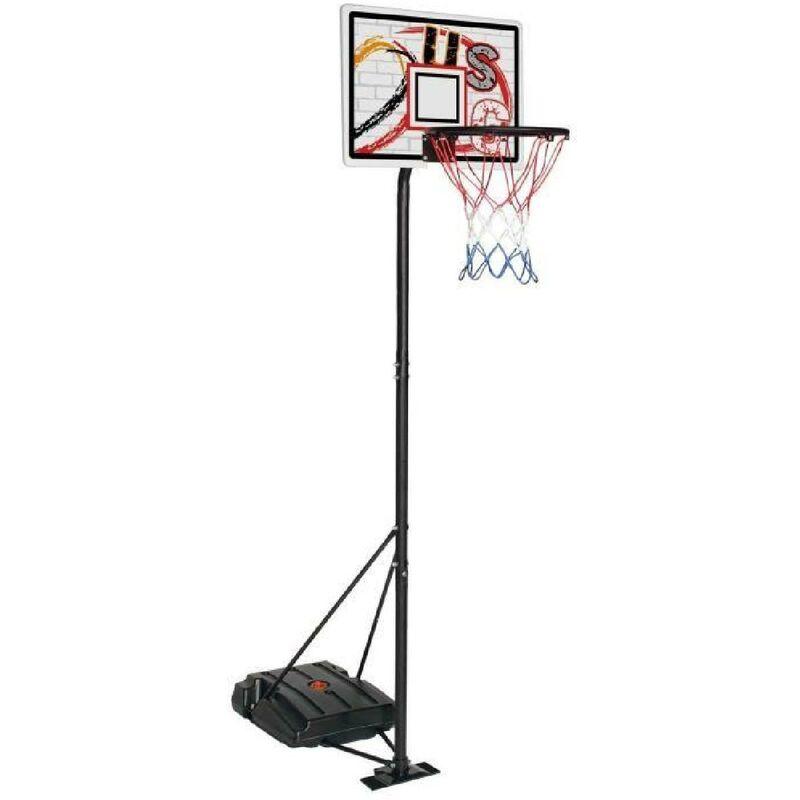 CDTS Panneau de Basket avec Socle Lestable - Hauteur max. 2.05m