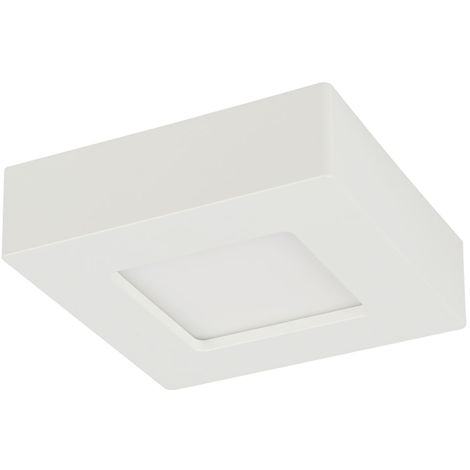 Panneau de construction à LED, 650 lumens, CCT, dimmable, L 12,2 cm, SVENJA