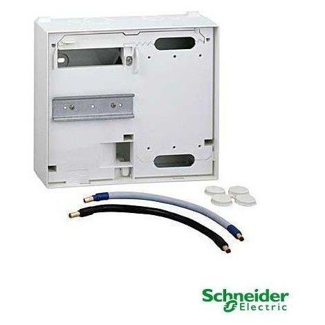 Panneau de contrôle monophase Resi9 - 13m - Compatible Linky - Schneider Electric