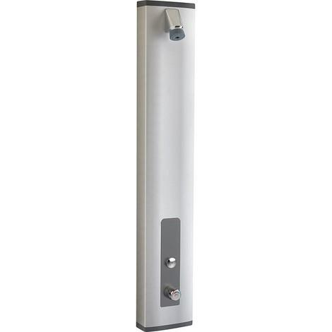 Panneau de douche thermostatique avec robinet temporisé Presto