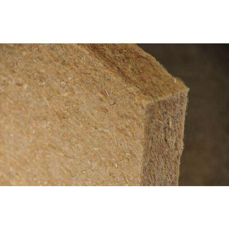 Panneau de laine de chanvre isolant BIOFIB'Chanvre - 60mm (R : 1,50) - 60mm (R : 1,50) | paquet(s) de 7.5 m² - 10 panneaux