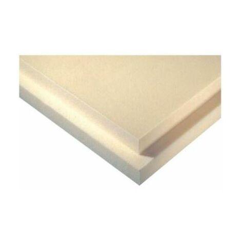 Panneau de polystyrène XPS 1.25X0.60 EP.80MM R=2.2