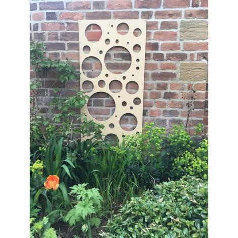 Panneau décoratif extérieur BULLES